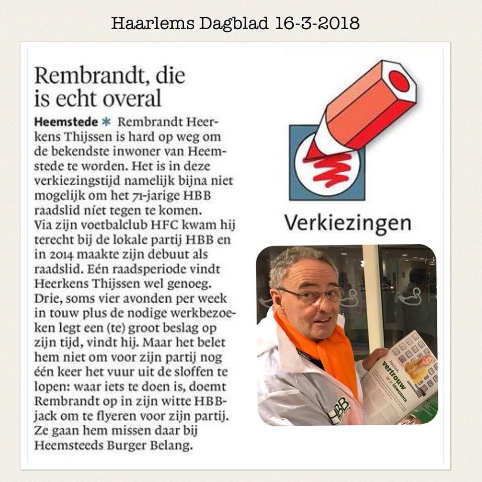 Rembrandt HD 16 3 2018 web