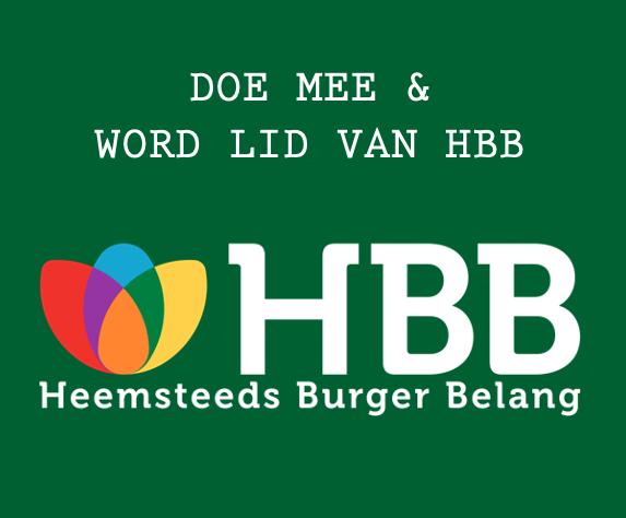 word lid van HBB